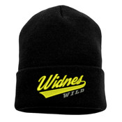 NS001 - Widnes Wild Knitted turn-up beanie